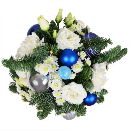 Bouquet Flower Christmas