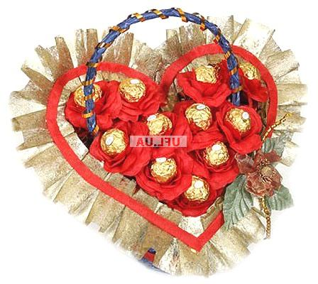 Bouquet Candy\'s bouquet Valentine