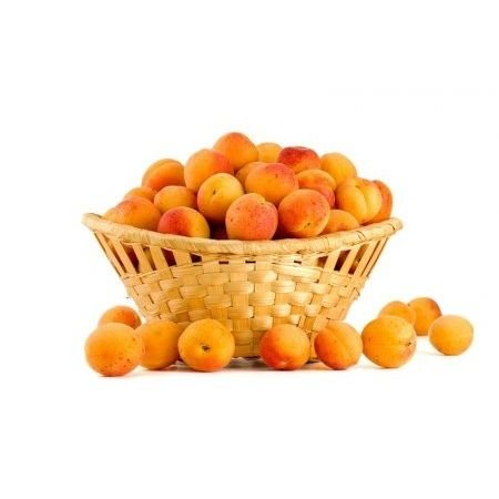 Bouquet Apricots in basket