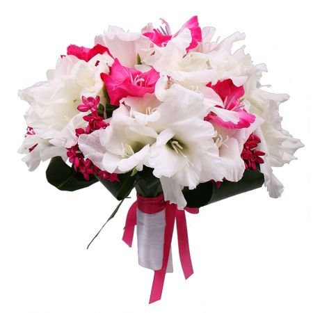 Buy a wedding bouquet ''Gladiolus' in online store