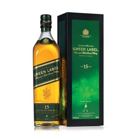 Product Johnnie Walker Green Label, 0.75 l