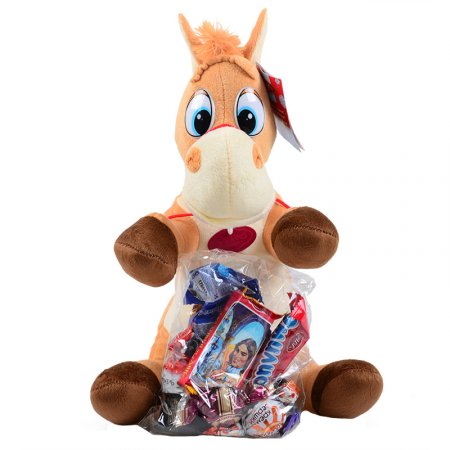 Product Horse with candy
