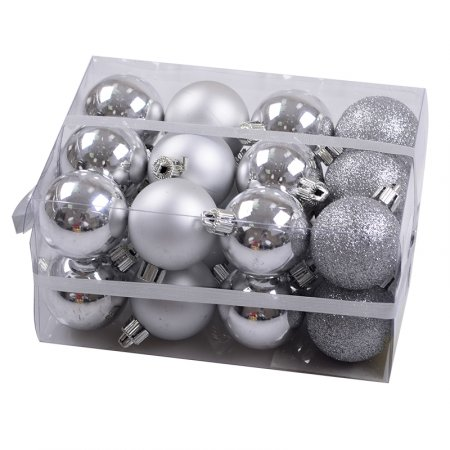 Product Set of Christmas balls (medium)