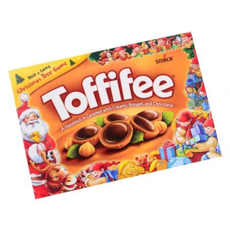 Bouquet Christmas candy Toffifee 400 g