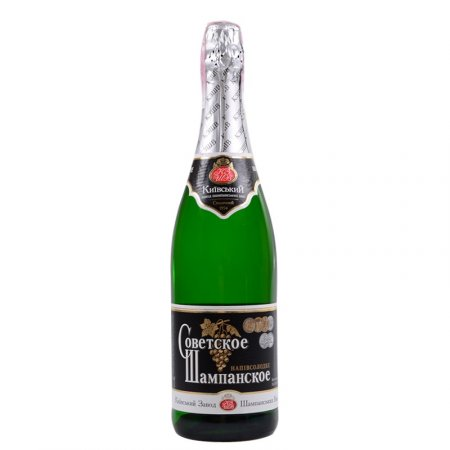 Product Soviet champagne